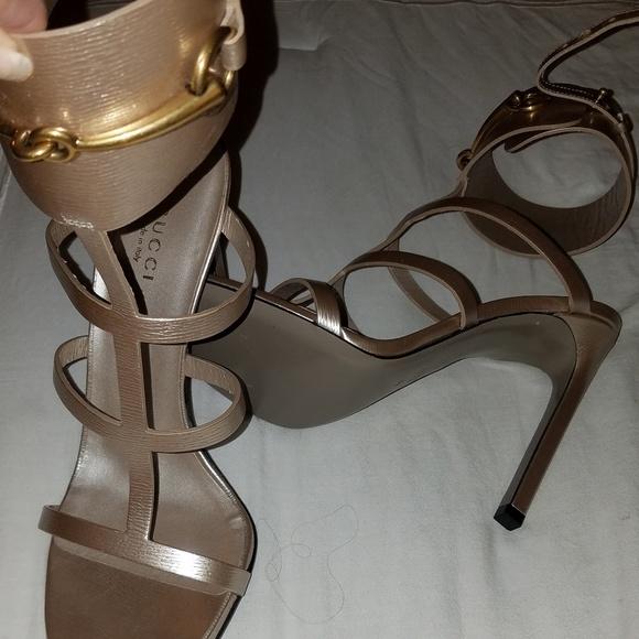 04eb7efbd2be Gucci Shoes - Gucci Ursula Heel